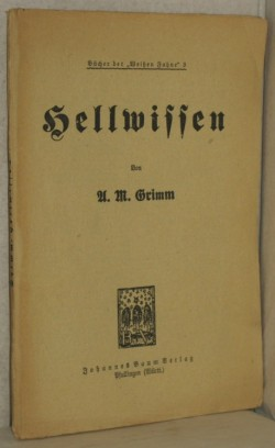 Grimm, Alfred M.